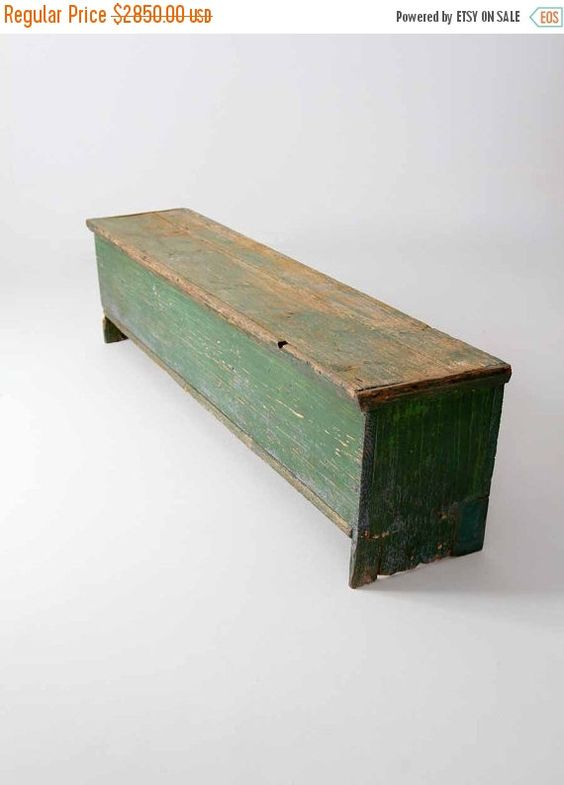 Storage Green And Storage Benches On Pinterest