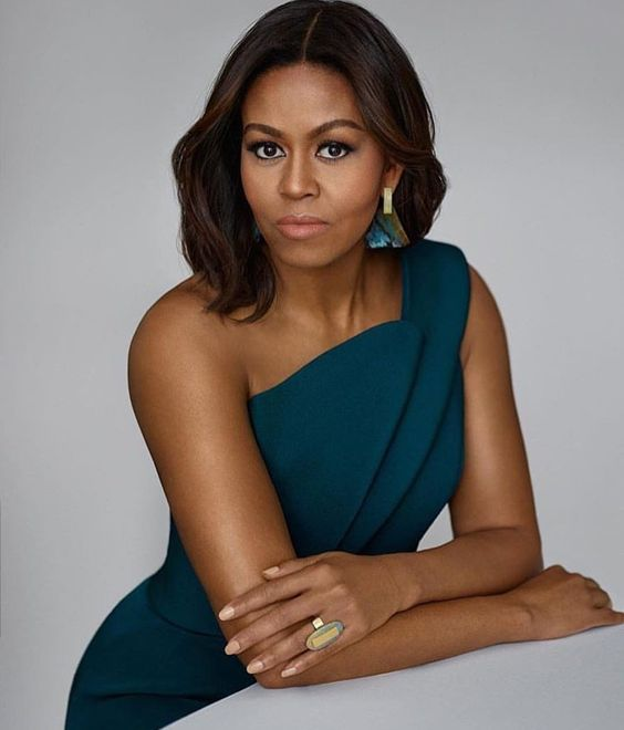 WOW! just WOW! This woman...so many sides of this woman! #FirstLady…