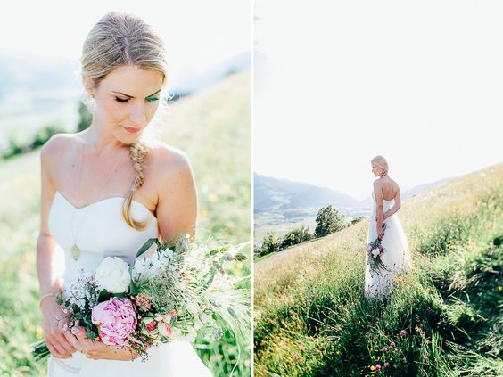 Intimate Wedding Austria | Katja + Fabi