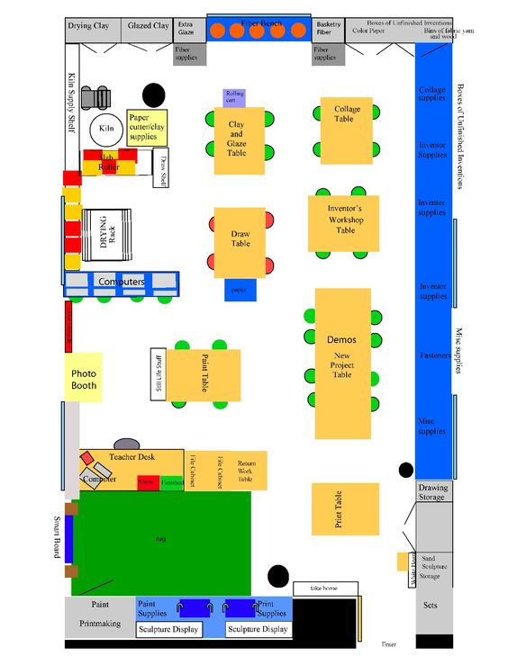 Classroom Layout Maker ~ Classroom setup and on pinterest