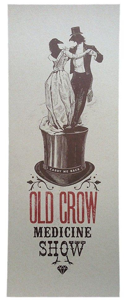 Old Crow Medicine Show Greetings From Wawa