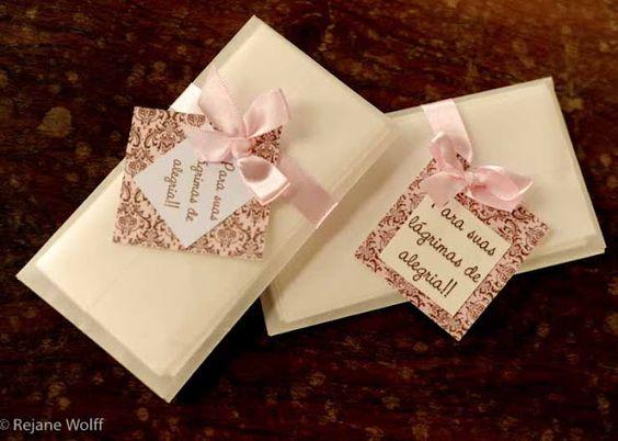 Caixinhas de doce para o final da festa - Dicas da assessora