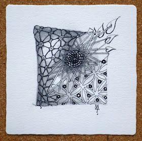 Zentangle: Time