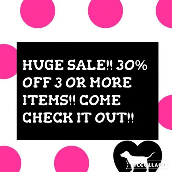 30% OFF 3 OR MORE ITEMS!!!! 30% OFF 3 OR MORE ITEMS!!!!!! PINK Victoria's Secret Other