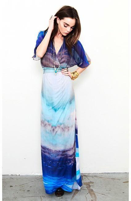 Twelfth Street by Cynthia Vincent maxi dress