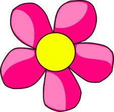 art flowers flowers bing flower clips spring clip art flowers black ...