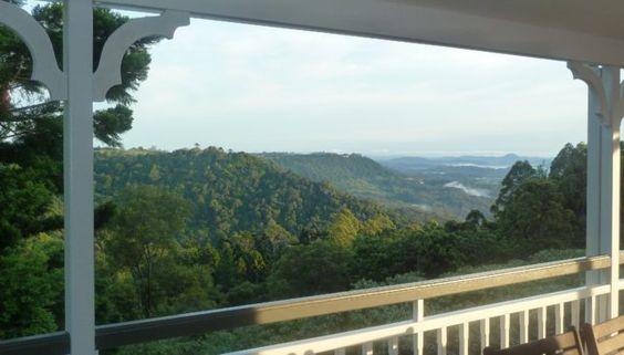 Beautiful Queensland home in the hills