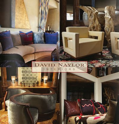 David Naylor Interior Design From The Southwest