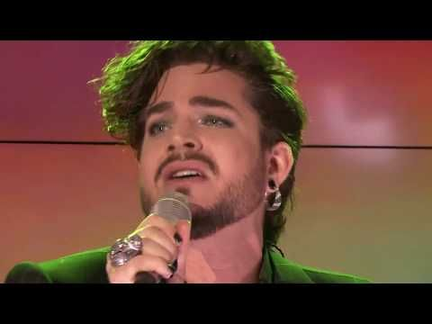 Adam Lambert Whataya Want From Me Live From Youtube Space New