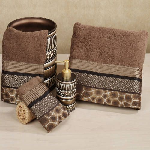 Bathroom Rug And Towel Sets