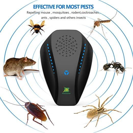 Top 10 Best Ultrasonic Pest Repellers In 2020 All Top Ten Reviews In 2020 Repeller Ultrasonic Ultrasonic Repellent
