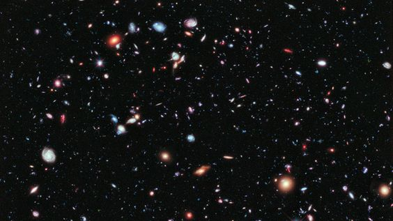 NASA Publishes the Most Detailed Image of the Universe Ever Captured