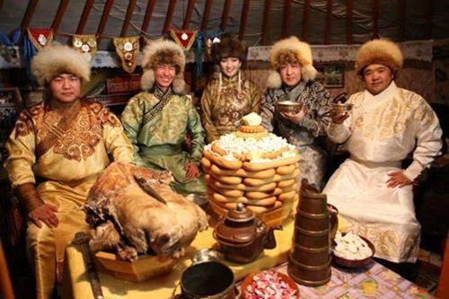 Truyền thống đón Tết tại Mông Cổ