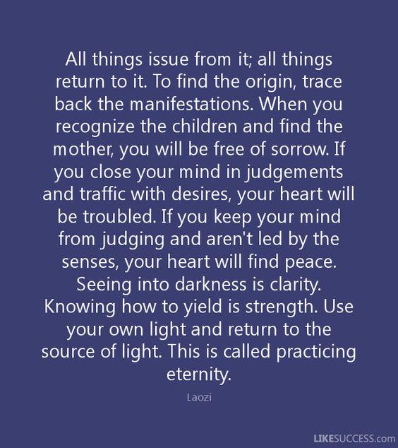Lao Tzu Tao Te Ching
