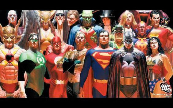 Justice League - Alex Ross
