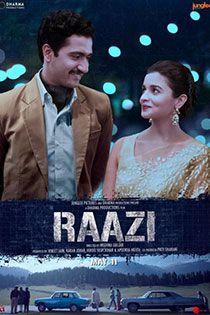 Raazi 2018 Hindi Movie Online In Hd Einthusan Aliabhatt Vickykaushal Directed By Meghna Gulzar Music Movies Online Full Movies Online Free Hindi Movies