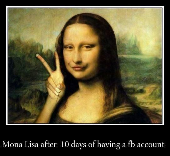 Mona Lisa Profile Picture