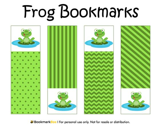 Templates free printable and bookmarks on pinterest for Printable bookmarks pdf