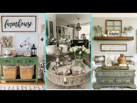 A vintage movie poster, or an old piece of furniture can sometimes do for a room, what the most expensive piece of furniture cannot, and the delight it. Youtube Shabby Chic Decor Home Decor Dining Room Decor Rustic
