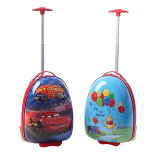 @Overstock - Heys USA Disney Kid's Hardside Rolling Carry-on Upright - This fun-filled luggage collection evokes the magic of Disney with every family vacation. Heys USA applies familiar Disney faces to its signature, lightweight frames and the inline skate wheels provide effortless movement.  http://www.overstock.com/Luggage-Bags/Heys-USA-Disney-Kids-Hardside-Rolling-Carry-on-Upright/7730780/product.html?CID=214117 $42.99