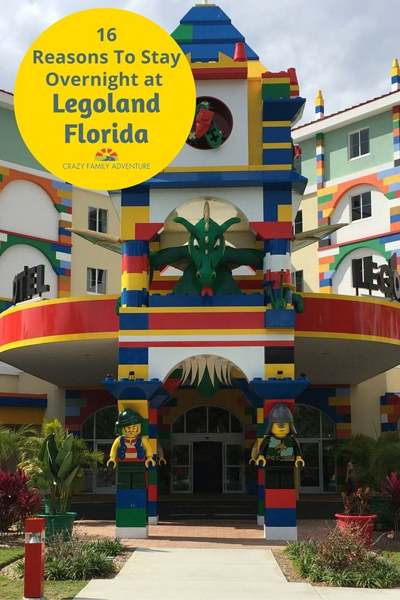 Legoland is an awesome amusement park to visit with your family and staying at the hotel adds a lot to the experience! Come learn all about why you want to stay at the Legoland Hotel when you visit!