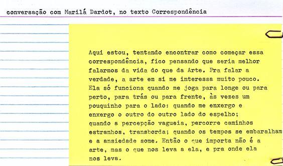 Conversa Marila Dardot