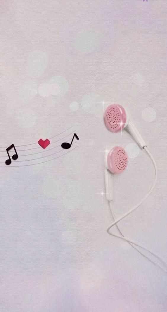 Music Is Love Iphone Wallpaper Wallpaper Iphone Cute Music Wallpaper