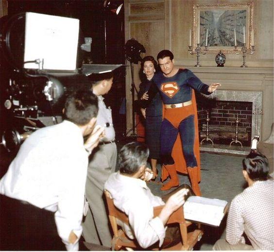 George Reeves' Superman: Behind the Scenes. Somehow, I've ...