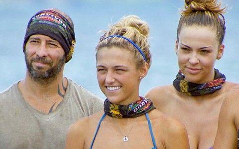 survivor cagayan | Tony, Jefra, & Morgan on Survivor Cagayan – Source: CBS