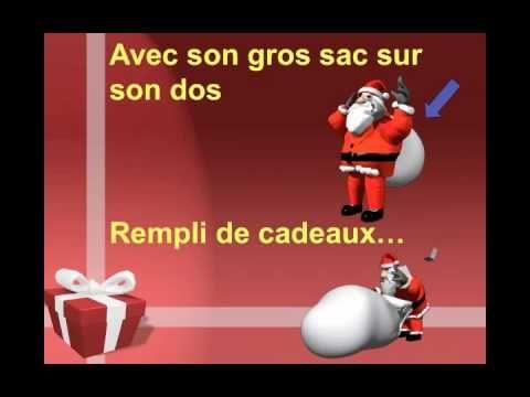 chansons Noël avec les paroles