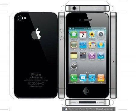 Paper Phone | DIY-Papercraft-Apple-iPhone | phone | Pinterest | iPhone ...