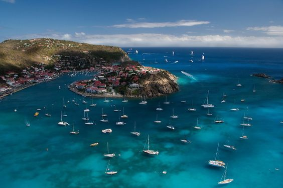 St. Barts Island ~ Cities and famous places | Fashion & Style Guru