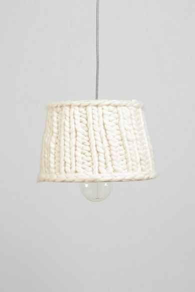 Sweater Knit Pendant UO