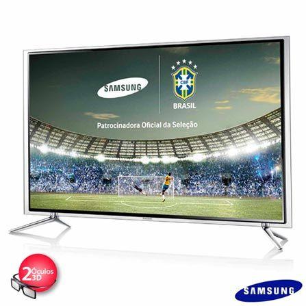 Imagem para EXCLUSIVO - Smart TV LED 3D Samsung 55
