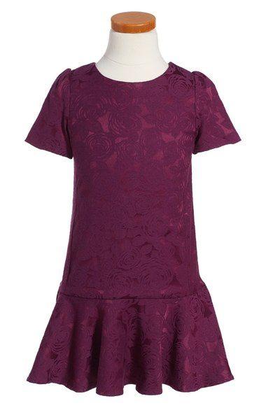kate spade new york drop waist dress (Toddler Girls & Little Girls) available at #Nordstrom