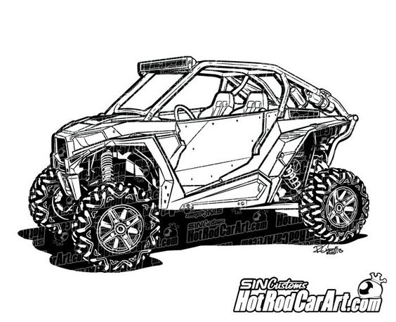 polaris rzr xp1000 utv