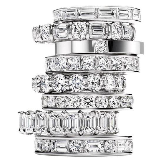 Diamond Wedding Bands baubles