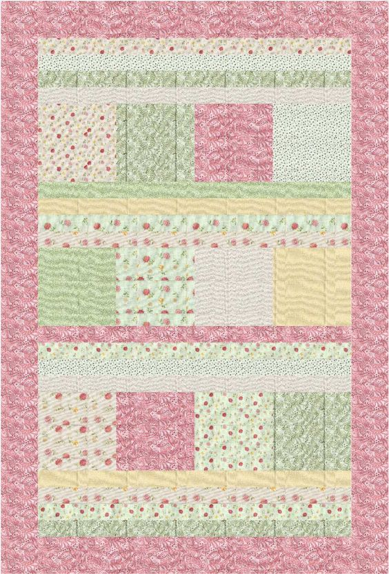 FREE pattern! ~ Victorian Elegance Quick and Easy Throw ...