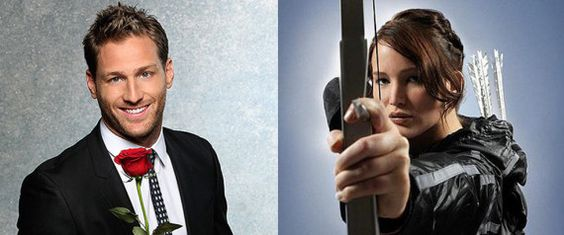 Why This Season Of 'The Bachelor' Was Basically 'The Hunger Games' hahahahah