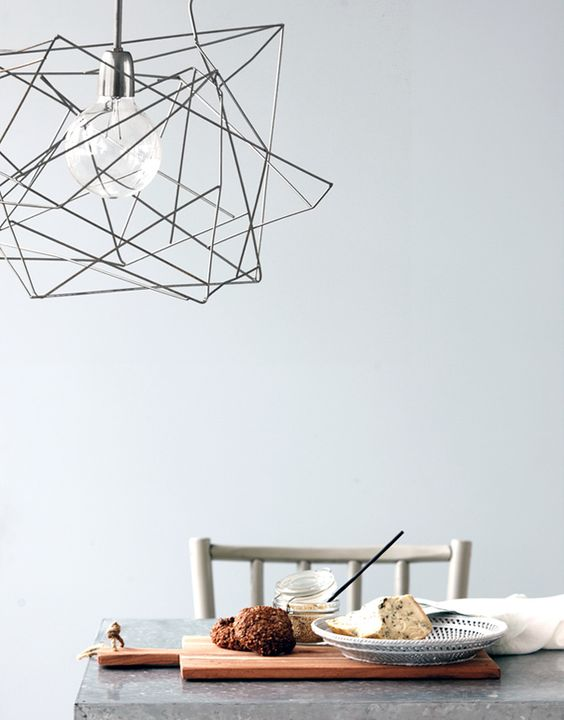 suspension asym trique house doctor bird on the wire luminaires lights. Black Bedroom Furniture Sets. Home Design Ideas