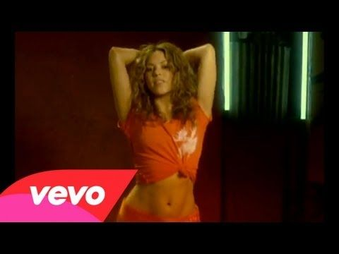 ▶ Shakira - Hips Don't Lie ft. Wyclef Jean. Every time I hear this song it reminds me of my time spent in New York in the summer of 2006!! One of the best times of my life!!