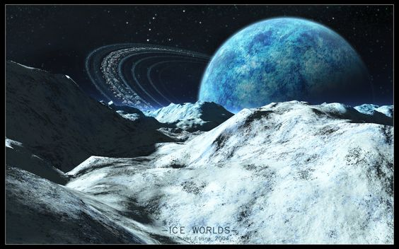 ice worlds - Google Search