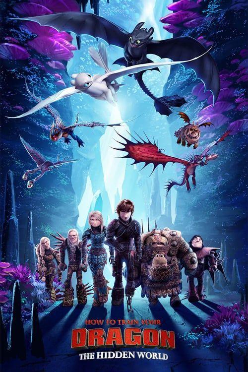 Poster A3 Como Entrenar a Tu Dragon How to Train Your Dragon Pelicula Film 03
