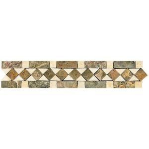 Daltile Stone Decorative Accents Diamond Drm 2 1 2 In X