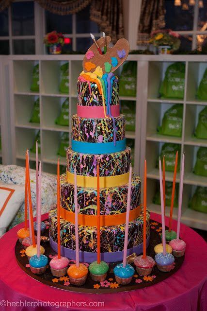 bat mitzvah themes + art Bat Mitzvah Cakes Nj Picture ...
