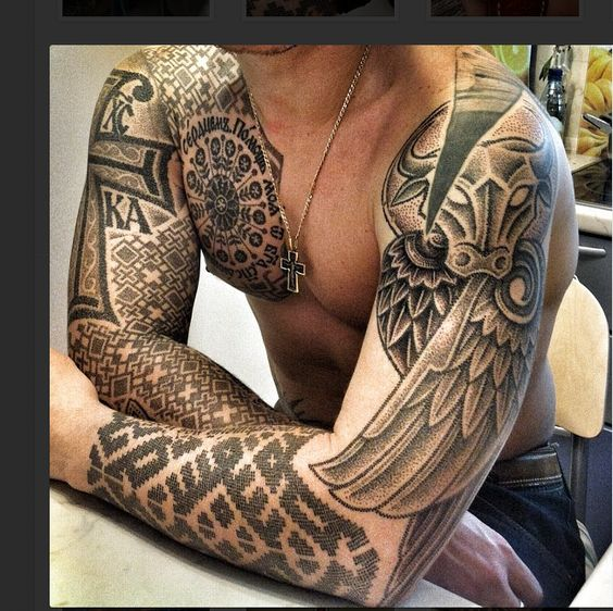 index.php (667×665) | Slavic Tattoo | Pinterest