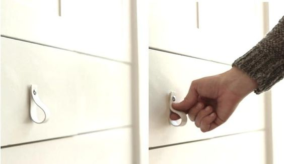 DIY Video: How to Make a $20 Cabinet Pull for $2 : Remodelista