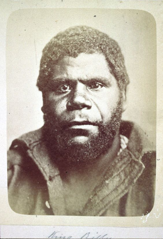 William Lanne - 'last full-blooded Aboriginal man of Tasmania'; husband of Truganini; body was dismembered for science after his death from dysyntery and cholera; skull was stolen by a surgeon and replaced with skull of a white man; King Billy Pine Athrotaxis selaginoides names after him for its durability against rot and insects