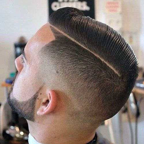 30 Best Comb Over Fade Haircuts 2019 Guide Comb Over Fade Haircut Fade Haircut Comb Over Fade