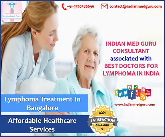 Lymphoma Treatment in Bangalore Offers the Most Affordable Healthcare Services with Quality